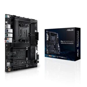 ASUS PRO WS X570-ACE AMD AM4 ATX MOTHERBOARD (PRO-WS-X570-ACE)