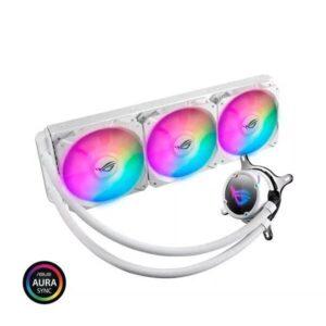 ASUS ROG STRIX LC 360 RGB WHITE EDITION CPU LIQUID COOLER (90RC0072-M0UAY0)
