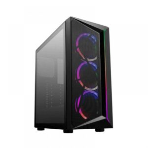 COOLER MASTER CMP 510 MID TOWER ATX TRANSPARENT SIDE PANEL CABINET (CP510-KGNN-S00)