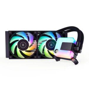 EK AIO 240 D-RGB 240mm CPU LIQUID COOLER (3831109815830)