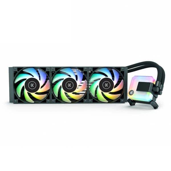 EK AIO 360 D-RGB 360mm CPU LIQUID COOLER (3831109815847)