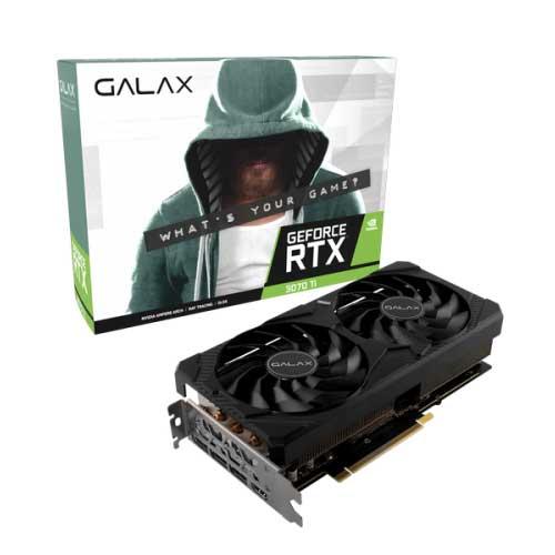 GALAX GEFORCE RTX 3070 TI (1-CLICK OC) 8GB GRAPHICS CARD (37ISM6MD4COC)