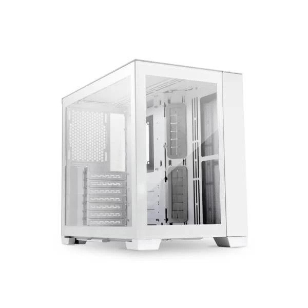 LIAN LI O11-DYNAMIC MINI MID TOWER ATX CABINET (SNOW WHITE) (G99-O11DMI-S-IN)