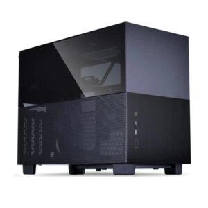 LIAN LI Q58.40 M-ITX MINI TOWER CABINET (BLACK) (G99-Q58X4-IN)