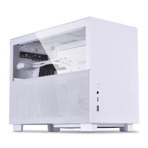 LIAN LI Q58.40 M-ITX MINI TOWER CABINET (WHITE) (G99-Q58W4-IN)