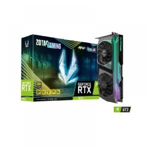 ZOTAC GAMING GEFORCE RTX 3070 AMP HOLO LHR 8GB GDDR6 GRAPHICS CARD (ZT-A30700F-10PLHR)
