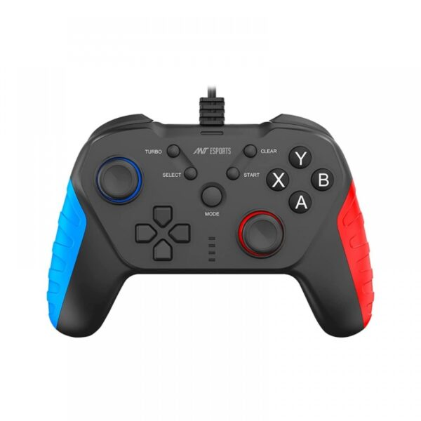ANT ESPORTS GP110 WIRED GAMEPAD FOR WINDOWS/ANDROID/PS3