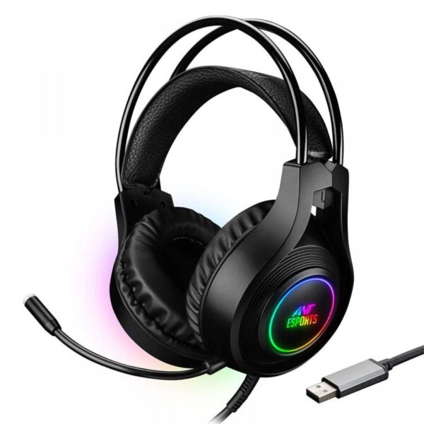 ANT ESPORTS H570 7.1 USB SURROUND SOUND WIRED GAMING HEADSET