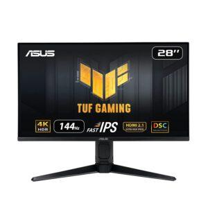 ASUS TUF GAMING VG28UQL1A 4K HDMI 2.1 28 INCH GAMING MONITOR