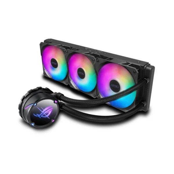 ASUS ROG STRIX LC II 360mm ARGB CPU LIQUID COOLER