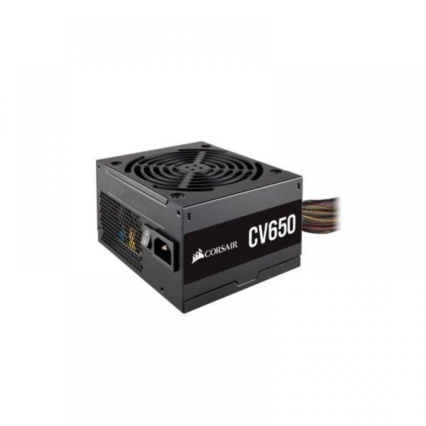 CORSAIR CV SERIES CV650 650 WATT 80 PLUS BRONZE POWER SUPPLY (CP-9020236-IN)