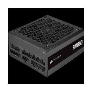 CORSAIR RM SERIES RM850 850 WATT 80 PLUS GOLD FULLY MODULAR ATX POWER SUPPLY (CP-9020235-IN)