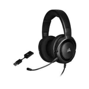 CORSAIR HS45 7.1 SURROUND SOUND GAMING HEADSET (CARBON) (CA-9011220-AP)