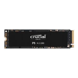 CRUCIAL P5 500GB M.2 NVME INTERNAL SSD (CT500P5SSD8)