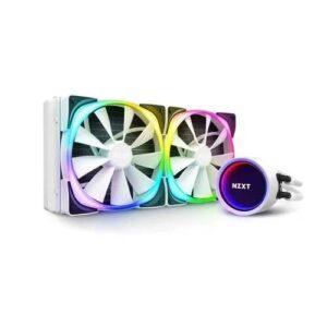 NZXT KRAKEN X63 RGB 280mm WHITE LIQUID COOLER (RL-KRX63-RW)